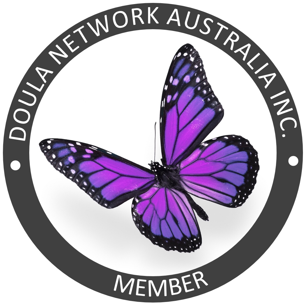 Doula Network Member Badge
